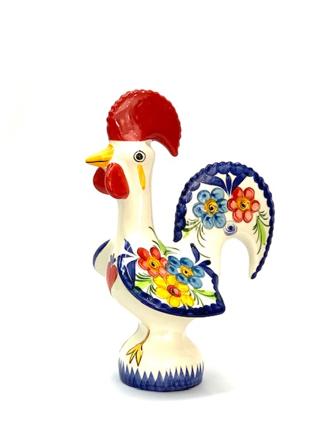 Good Luck Rooster Flower 15cm