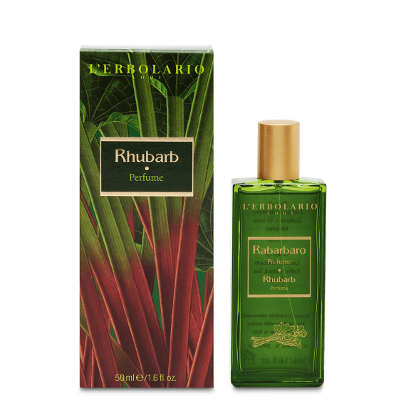 L'Erbolario Rhubarb Perfume