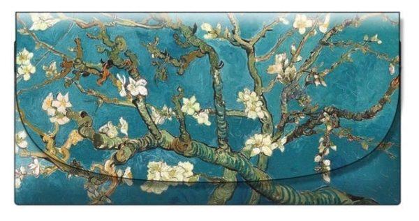 Velour Glasses Case Amandiers Van Gogh