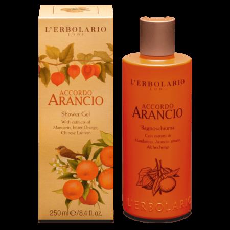 L'Erbolario Arancio Shower Gel