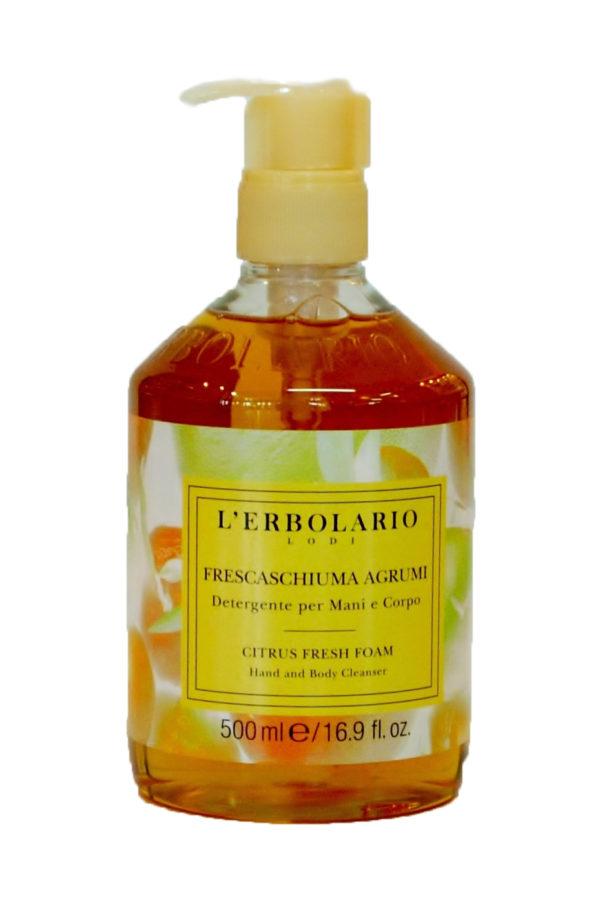 L'Erbolario Hand Wash Citrus