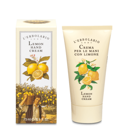 L'Erbolario Lemon Hand Cream