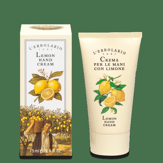L'Erbolario Lemon Hand Cream