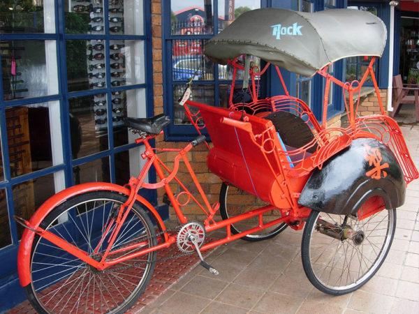 Rickshaw Trishaw