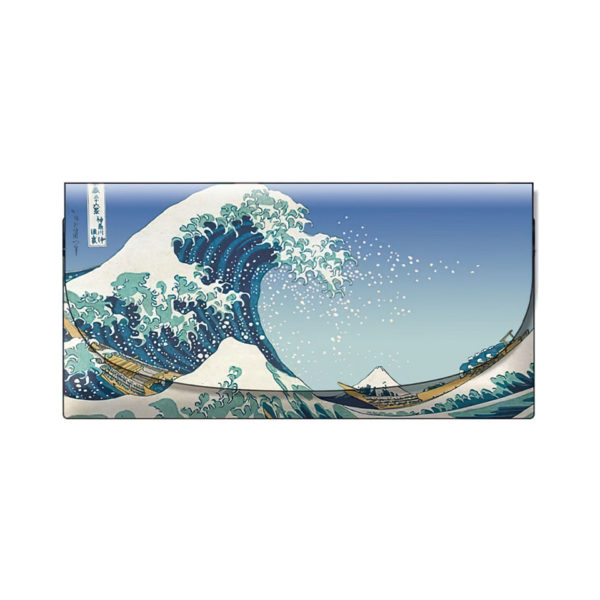 Velour Glasses Case The Great Wave Hokusai