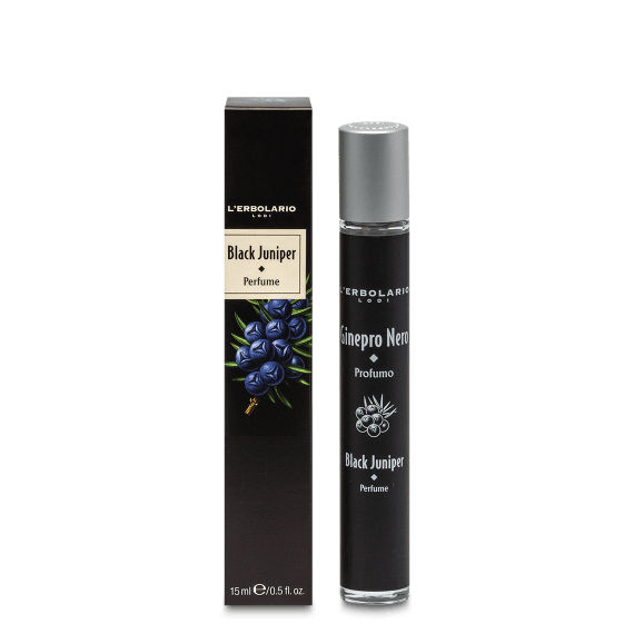 L'Erbolario Black Juniper Mini Perfume