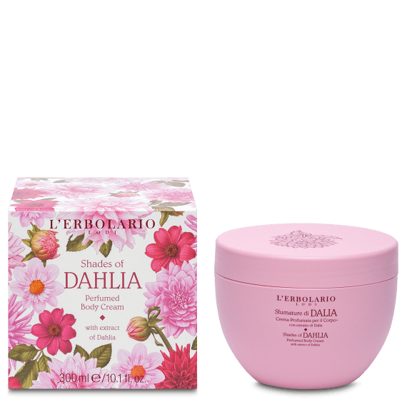 L'Erbolario Dahlia Body Cream