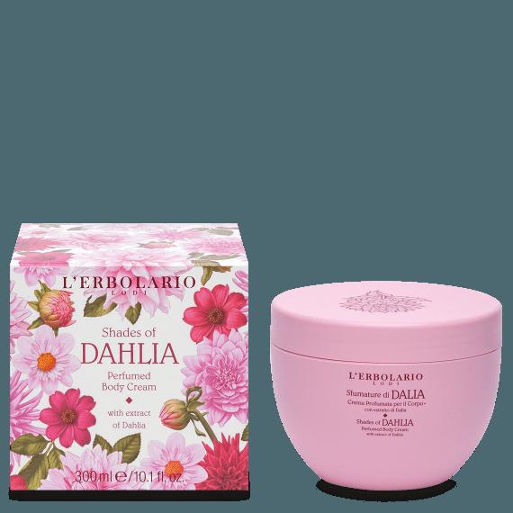 L'Erbolario Dahlia Body Cream