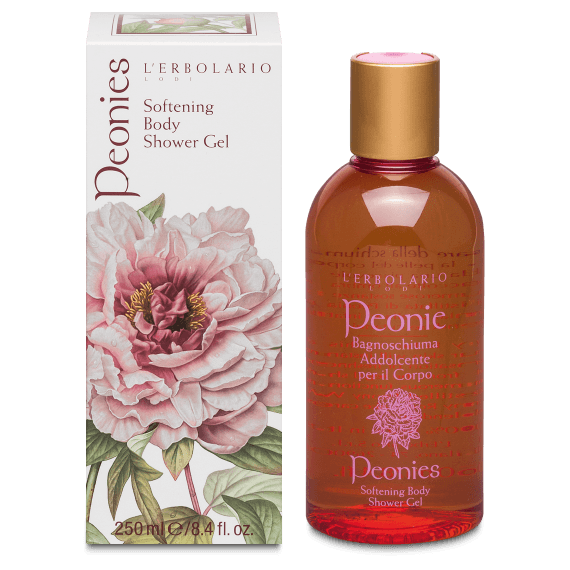 L'Erbolario Peonies Shower Gel