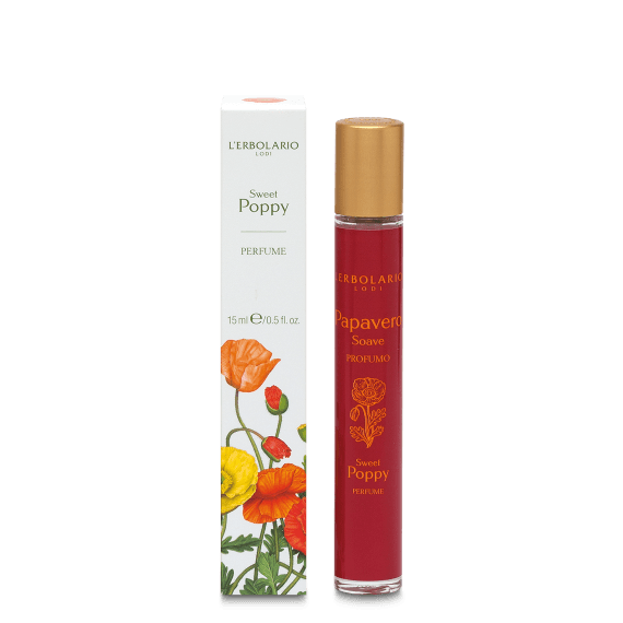 L'Erbolario Sweet Poppy Mini Perfume