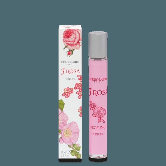 L'Erbolario 3 Roses Mini Perfume