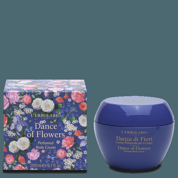 L'Erbolario Dance of Flowers Body Cream