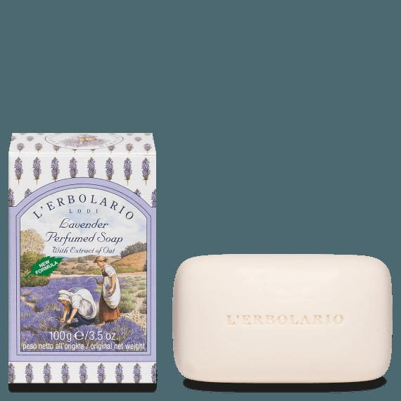 L'Erbolario Lavender Soap
