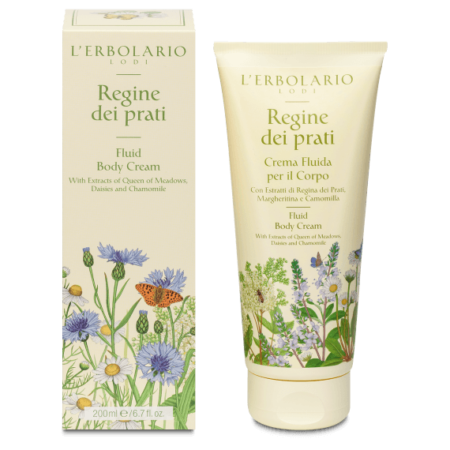 L'Erbolario Queen of Meadows Body Cream