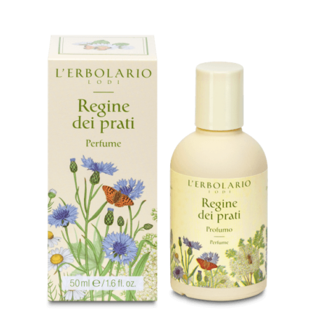 L'Erbolario Queen of Meadows Perfume