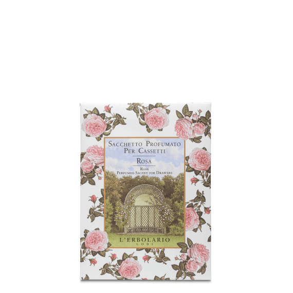 L'Erbolario Rose Drawer Sachet
