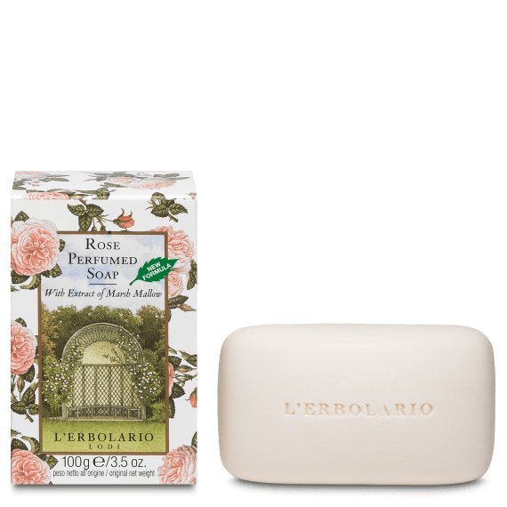 L'Erbolario Rose Soap