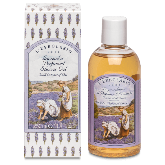 L'Erbolario Lavender Shower Gel