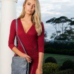 Cadelle Leather Bag Alessandra Denim