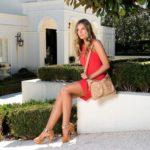 Cadelle Leather Bag Camel Athena