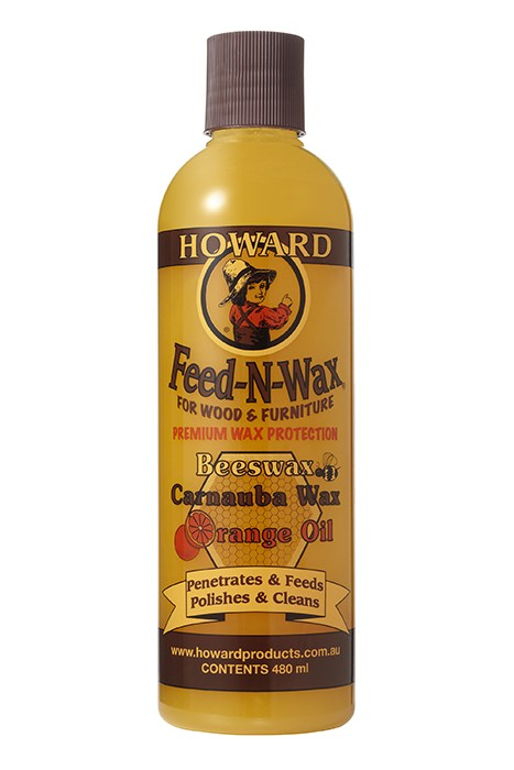 Howards Products Feed and Wax