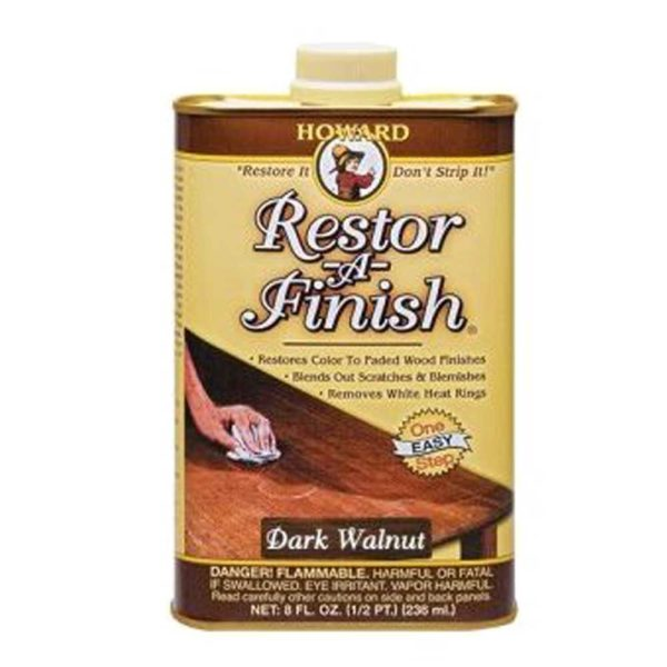 Howards Products Restor-A-Finish Dark Walnut