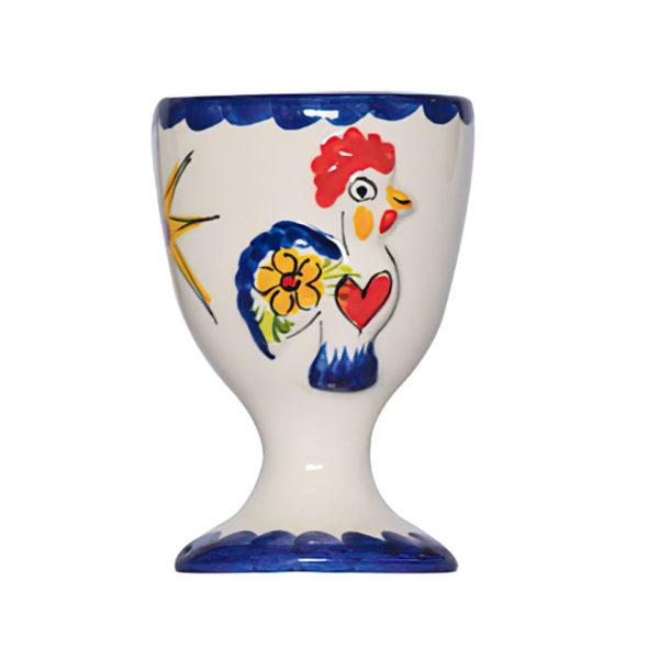 Egg Cup Rooster