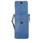 Cadelle Leather Phone Case Blue