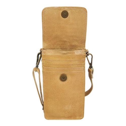 Cadelle Leather Phone Case Camel